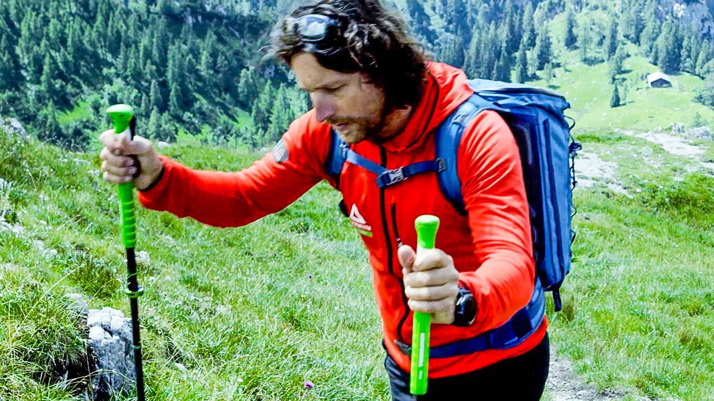 Wie Findet Man Die Richtige Stoecklaenge Zum Wandern